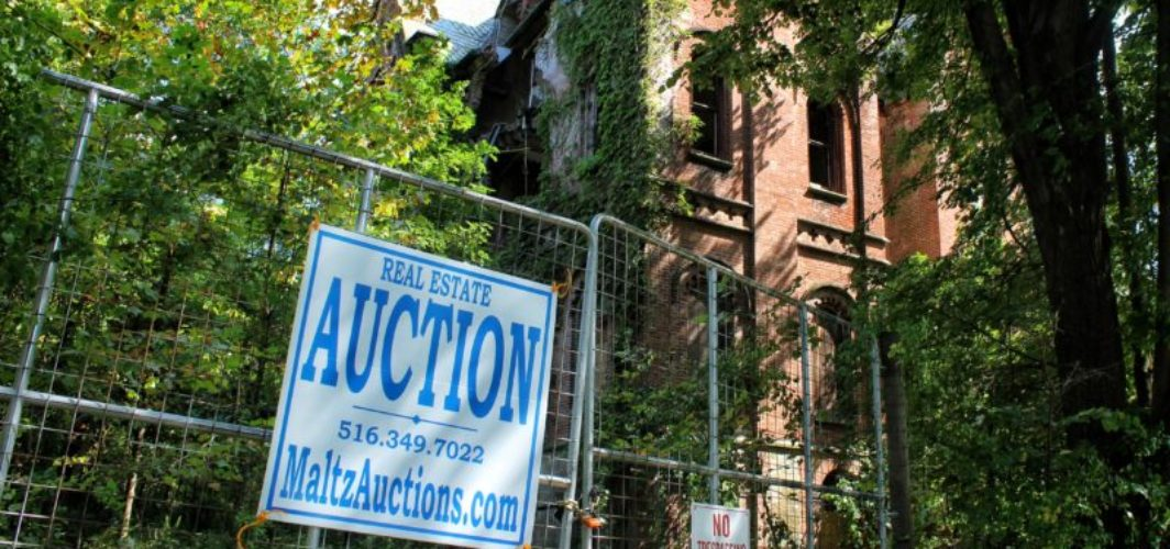 """Wyndcliffe Is Being Auctioned. Too Bad It's Already """"Going, Going, Gone."""""""