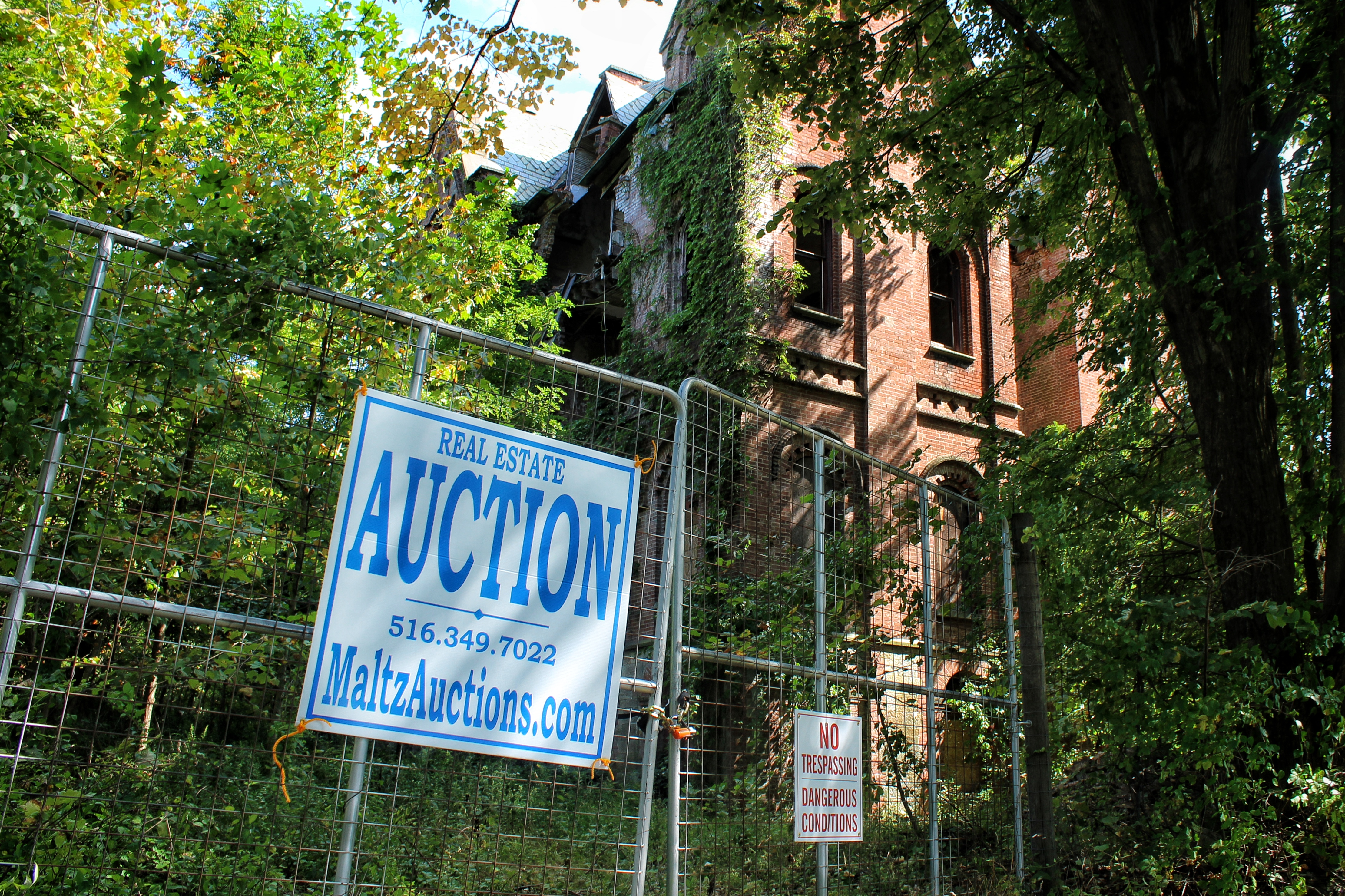 "Wyndcliffe Is Being Auctioned. Too Bad It's Already ""Going, Going, Gone."""